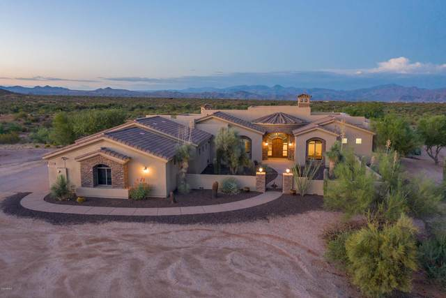 12934 E Oberlin Way E, Scottsdale, AZ 85262 (MLS #6111071) :: Homehelper Consultants