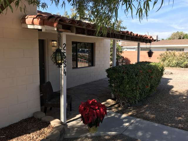 2534 N 52ND Street, Phoenix, AZ 85008 (MLS #6111072) :: Yost Realty Group at RE/MAX Casa Grande