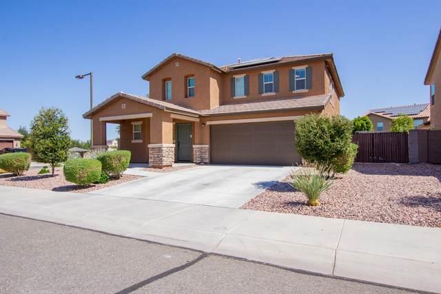 12128 W Range Mule Drive, Peoria, AZ 85383 (MLS #6111087) :: The Helping Hands Team