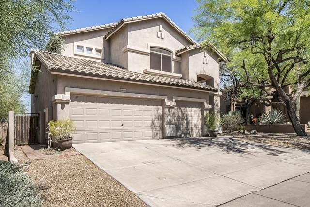 10600 E Firewheel Drive, Scottsdale, AZ 85255 (MLS #6111092) :: The W Group