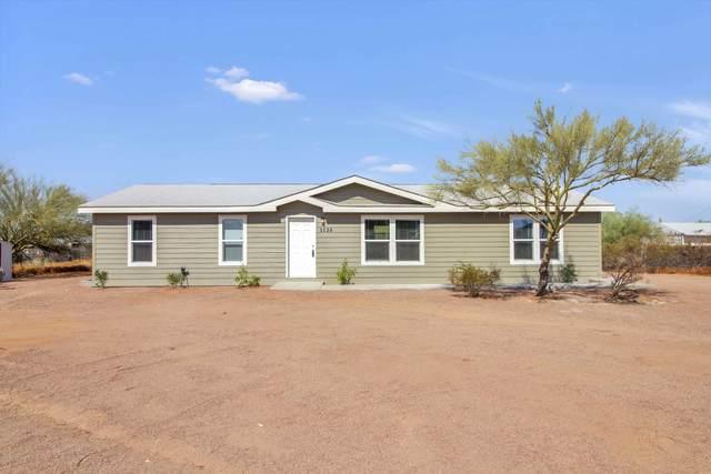 1126 N Grand Drive, Apache Junction, AZ 85120 (MLS #6111096) :: Conway Real Estate