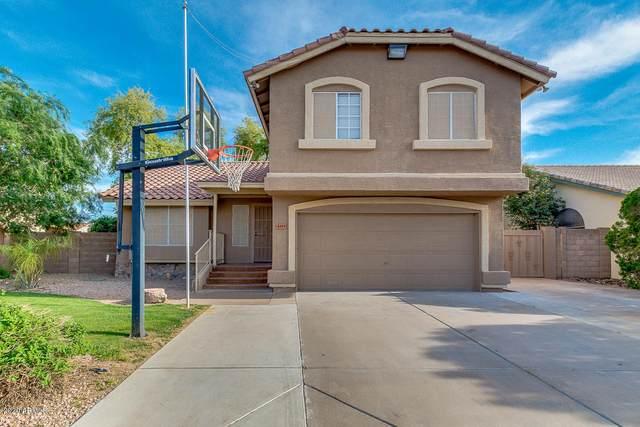 4419 W Misty Willow Lane, Glendale, AZ 85310 (MLS #6111108) :: The Laughton Team