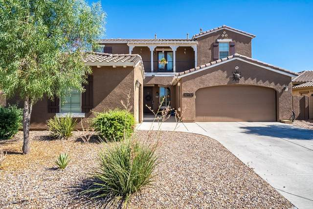 17945 W Agave Road, Goodyear, AZ 85338 (MLS #6111113) :: Lucido Agency