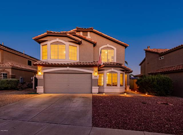 1719 E Pontiac Drive, Phoenix, AZ 85024 (MLS #6111125) :: The W Group