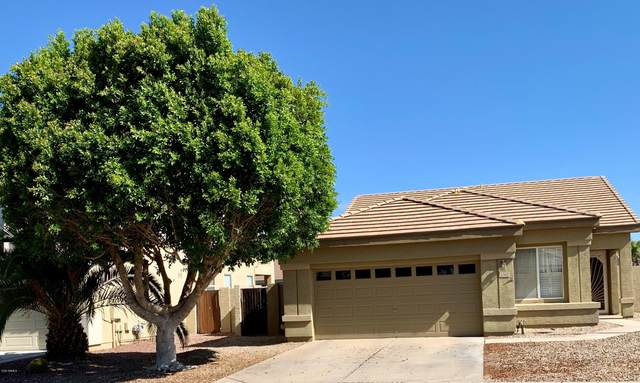 1362 W Thompson Way, Chandler, AZ 85286 (MLS #6111128) :: Brett Tanner Home Selling Team