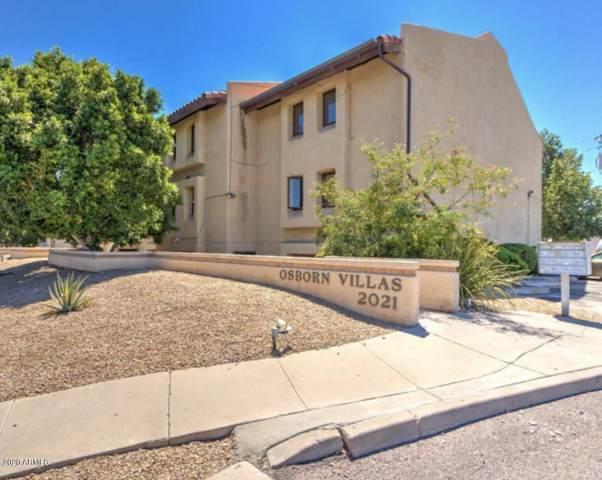 2021 E Osborn Road #8, Phoenix, AZ 85016 (MLS #6111130) :: Midland Real Estate Alliance