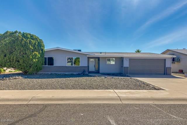 10231 W Cumberland Drive, Sun City, AZ 85351 (MLS #6111155) :: John Hogen | Realty ONE Group