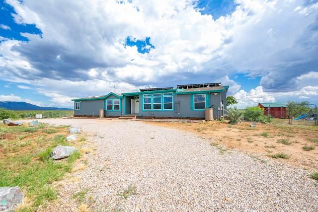 9806 E Spirits Path, Sierra Vista, AZ 85650 (MLS #6111168) :: Klaus Team Real Estate Solutions