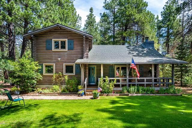 540 W Barnwood Trail, Munds Park, AZ 86017 (MLS #6111170) :: Conway Real Estate