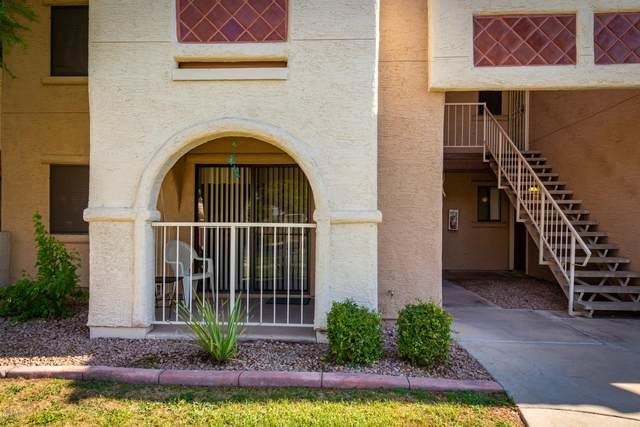 5757 W Eugie Avenue #1003, Glendale, AZ 85304 (MLS #6111190) :: Lifestyle Partners Team