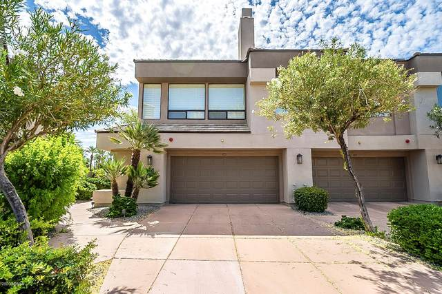 7400 E Gainey Club Drive #206, Scottsdale, AZ 85258 (MLS #6111203) :: Brett Tanner Home Selling Team