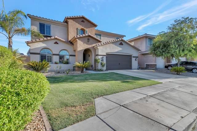 11009 W Adams Street, Avondale, AZ 85323 (MLS #6111217) :: The Daniel Montez Real Estate Group