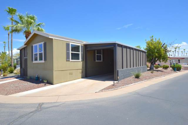 16225 N Cave Creek Road #24, Phoenix, AZ 85032 (MLS #6111220) :: Conway Real Estate