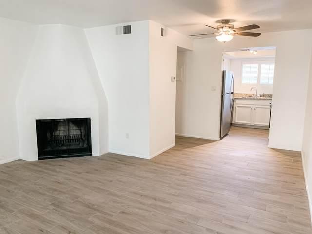 3002 N 70TH Street #103, Scottsdale, AZ 85251 (MLS #6111234) :: Brett Tanner Home Selling Team