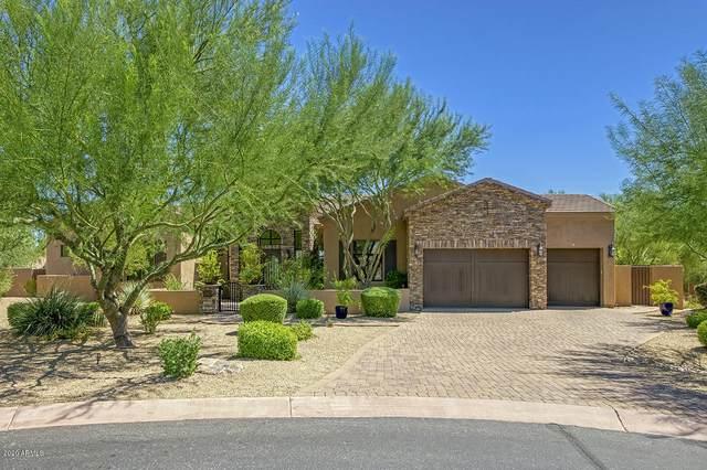 9443 E Taro Lane, Scottsdale, AZ 85255 (MLS #6111252) :: Dijkstra & Co.