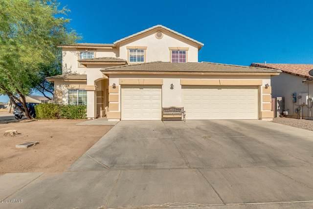 61 S Evergreen Street, Florence, AZ 85132 (MLS #6111270) :: Klaus Team Real Estate Solutions