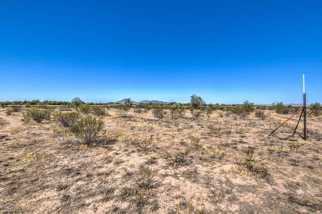 3609 S Mcclure Road, Maricopa, AZ 85138 (MLS #6111289) :: Klaus Team Real Estate Solutions