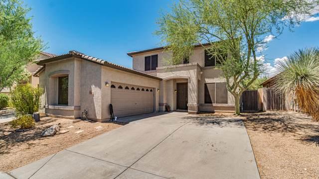 7252 E Manning Street, Mesa, AZ 85207 (MLS #6111295) :: The Daniel Montez Real Estate Group