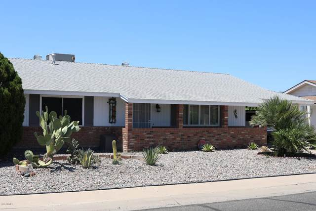 10345 W Cumberland Drive, Sun City, AZ 85351 (MLS #6111304) :: The Daniel Montez Real Estate Group