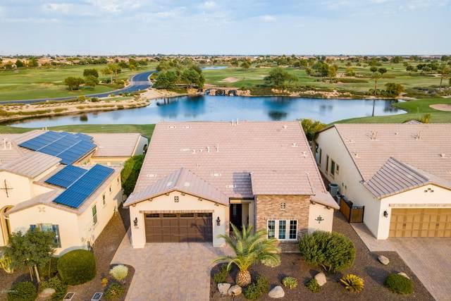 37285 N Wild Barley Path, Queen Creek, AZ 85140 (MLS #6111308) :: Balboa Realty
