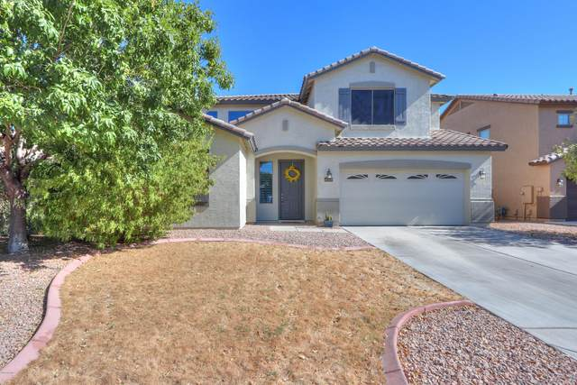 42115 W Arvada Court, Maricopa, AZ 85138 (MLS #6111356) :: The Bill and Cindy Flowers Team