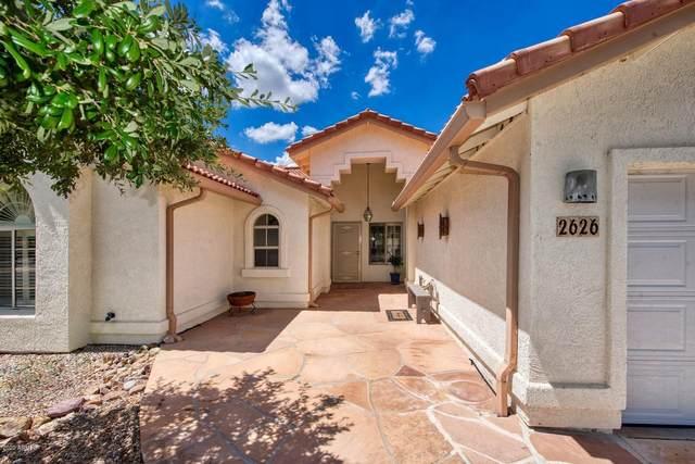 2626 Cherry Hills Drive, Sierra Vista, AZ 85650 (MLS #6111361) :: The Laughton Team
