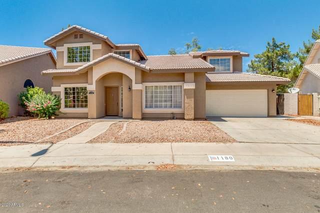 1180 N Nantucket Street, Chandler, AZ 85225 (MLS #6111404) :: Klaus Team Real Estate Solutions