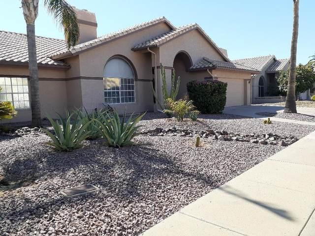 16427 N 49TH Street, Scottsdale, AZ 85254 (MLS #6111423) :: Nate Martinez Team
