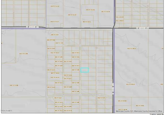96 S 541ST Avenue, Tonopah, AZ 85354 (MLS #6111454) :: Brett Tanner Home Selling Team
