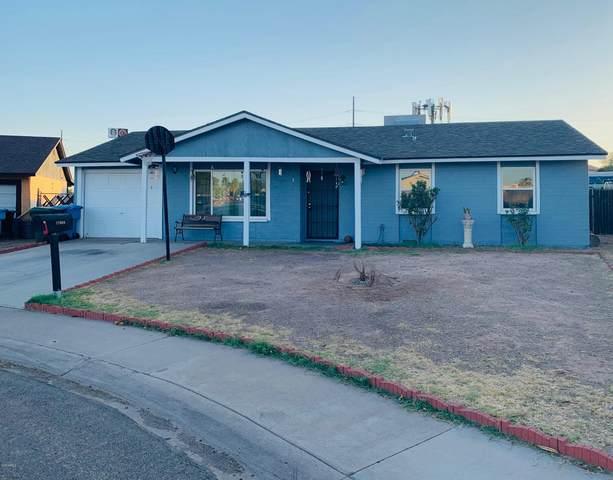 17034 N 24th Avenue, Phoenix, AZ 85023 (MLS #6111479) :: The Laughton Team