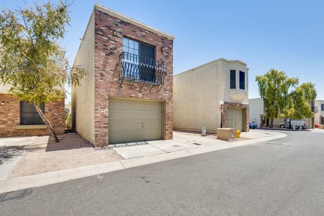 820 W University Drive #18, Tempe, AZ 85281 (MLS #6111480) :: Lux Home Group at  Keller Williams Realty Phoenix