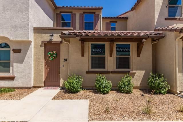 3855 S Mcqueen Road #38, Chandler, AZ 85286 (MLS #6111501) :: Arizona Home Group