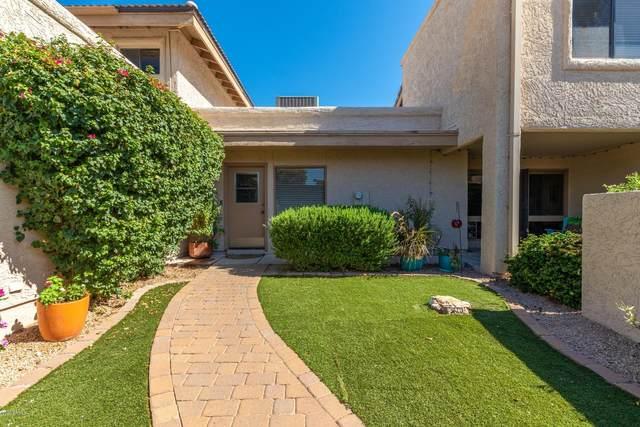 4525 N 66TH Street #109, Scottsdale, AZ 85251 (MLS #6111502) :: Howe Realty
