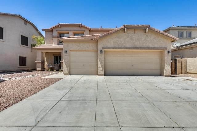 15210 W Cortez Street, Surprise, AZ 85379 (MLS #6111511) :: The Property Partners at eXp Realty