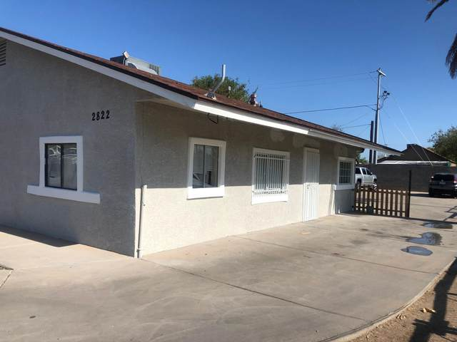 2822 W Polk Street, Phoenix, AZ 85009 (MLS #6111518) :: Conway Real Estate