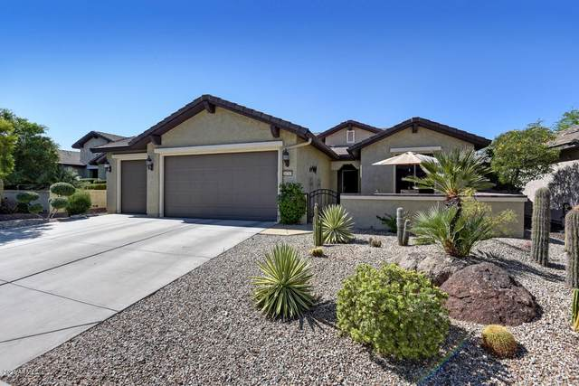 26763 W Ross Avenue, Buckeye, AZ 85396 (MLS #6111532) :: Long Realty West Valley