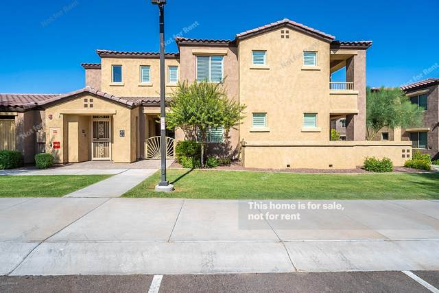 250 W Queen Creek Road #213, Chandler, AZ 85248 (MLS #6111535) :: Openshaw Real Estate Group in partnership with The Jesse Herfel Real Estate Group