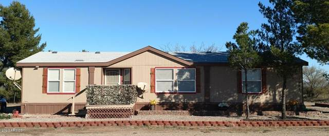 3044 W Javelyn Court, Benson, AZ 85602 (MLS #6111538) :: Brett Tanner Home Selling Team