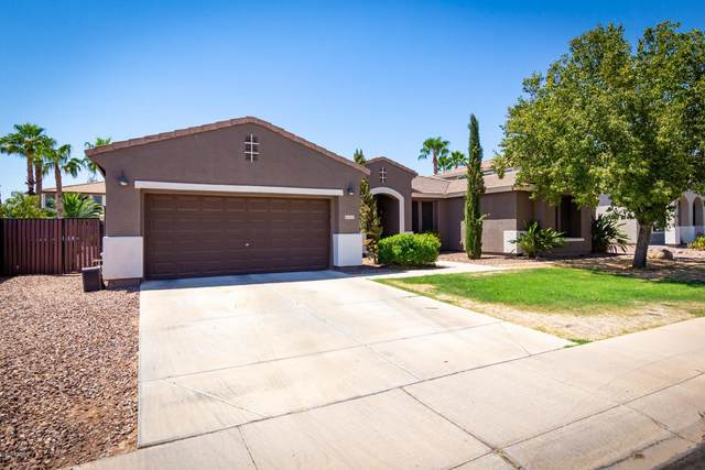 4124 S Calderon Street, Mesa, AZ 85212 (MLS #6111542) :: The Laughton Team