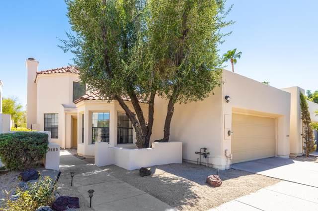 2163 E Aspen Drive, Tempe, AZ 85282 (MLS #6111549) :: Brett Tanner Home Selling Team