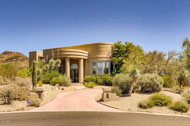 22175 N Dobson Road, Scottsdale, AZ 85255 (MLS #6111566) :: Dijkstra & Co.