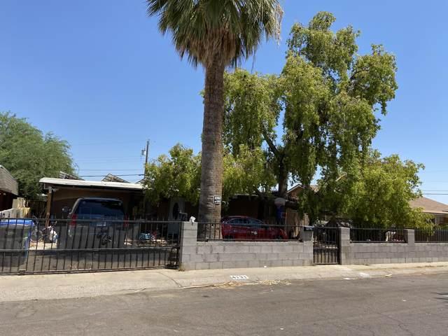 4131 N 28TH Drive, Phoenix, AZ 85017 (MLS #6111572) :: The Property Partners at eXp Realty