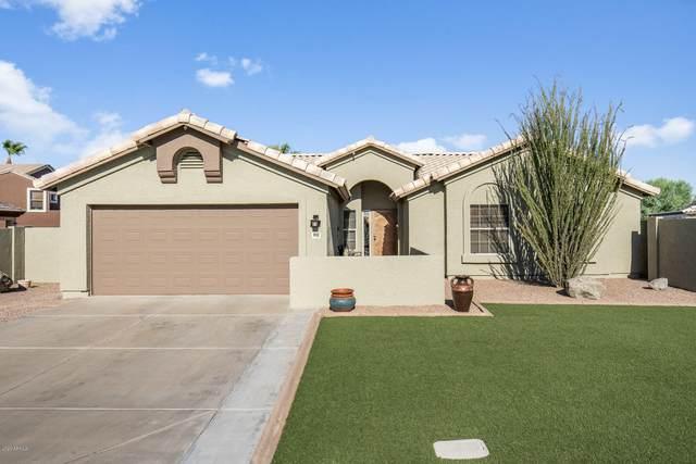 3002 N 64TH Street, Mesa, AZ 85215 (MLS #6111598) :: Arizona Home Group