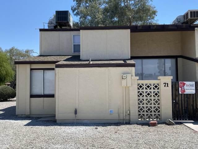 3646 N 69TH Avenue #71, Phoenix, AZ 85033 (MLS #6111604) :: Klaus Team Real Estate Solutions
