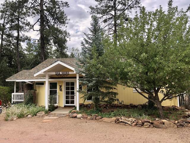 9225 W Fossil Creek Road, Pine, AZ 85544 (MLS #6111622) :: The C4 Group