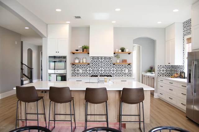 2905 E Sagebrush Street, Gilbert, AZ 85296 (MLS #6111623) :: Lux Home Group at  Keller Williams Realty Phoenix