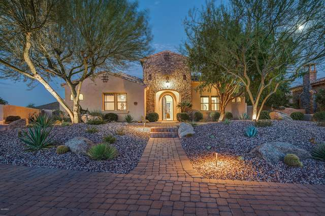 13829 E Yucca Street, Scottsdale, AZ 85259 (MLS #6111629) :: The W Group
