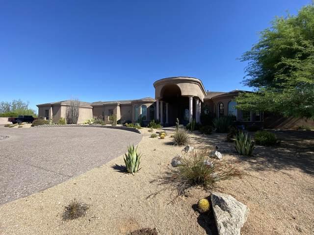 27230 N 73RD Street, Scottsdale, AZ 85266 (MLS #6111637) :: Devor Real Estate Associates