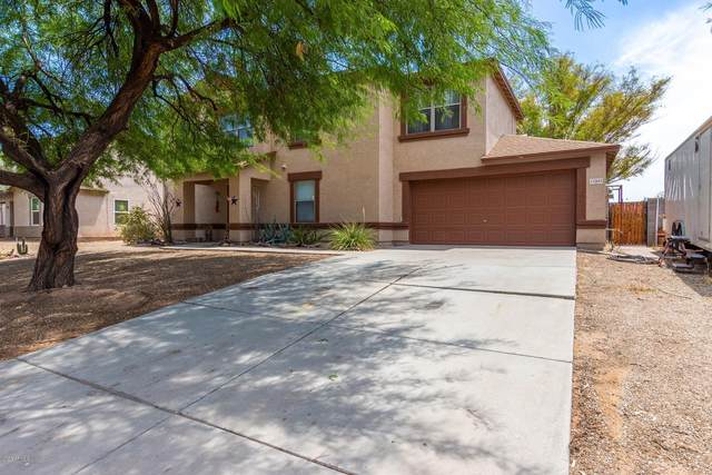 11943 W Delwood Drive, Arizona City, AZ 85123 (MLS #6111646) :: Lifestyle Partners Team