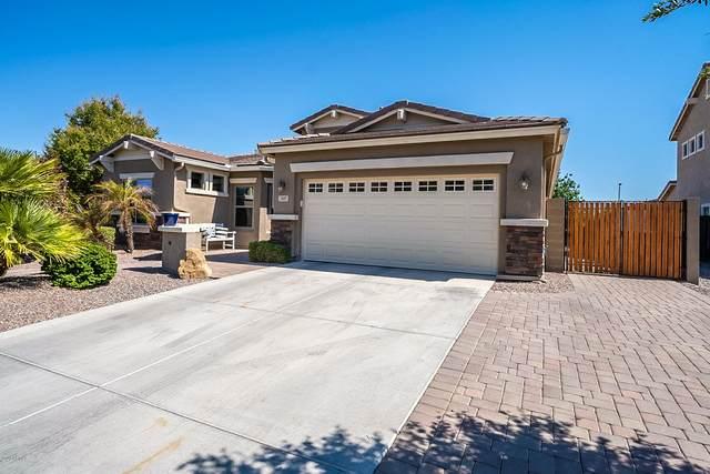 2889 E Trigger Way, Gilbert, AZ 85297 (MLS #6111659) :: The Daniel Montez Real Estate Group